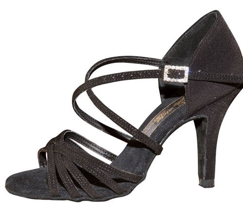 AIDA DANCE SHOES 070 black