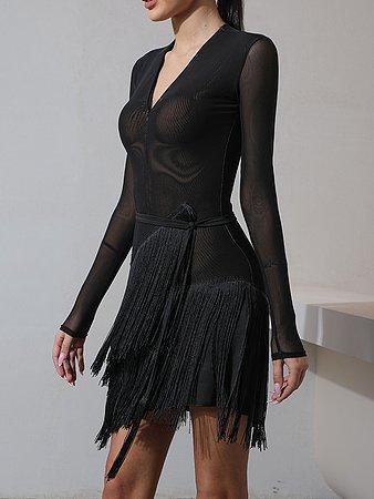 Платье ZYM dancestyle